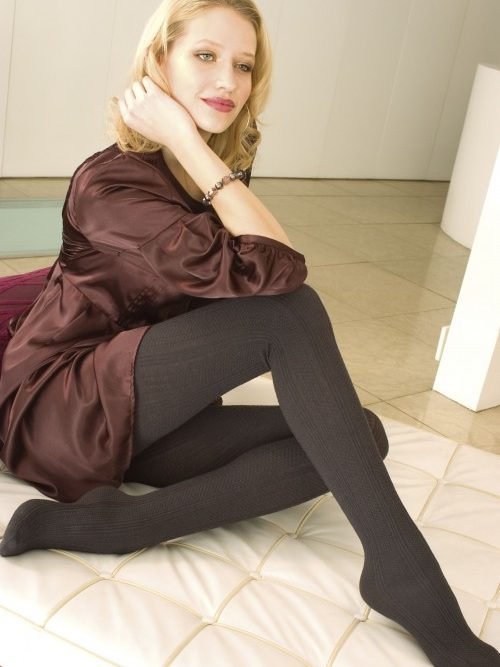 Charnos Wool Patterned Tights Patterned Tights