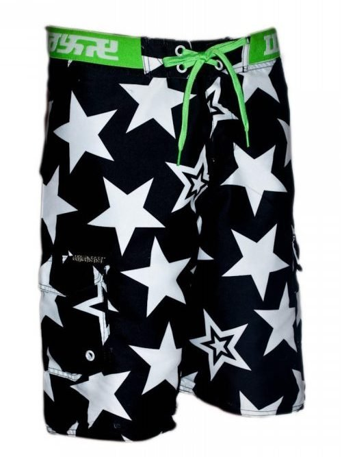 Waxx Galaxy Board Shorts