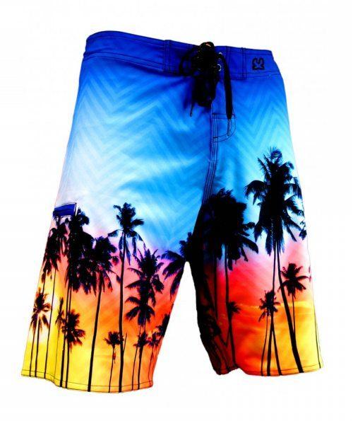 Waxx Sunset Board Shorts