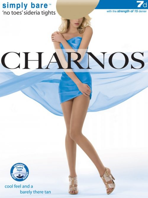 Charnos No Toes Tights