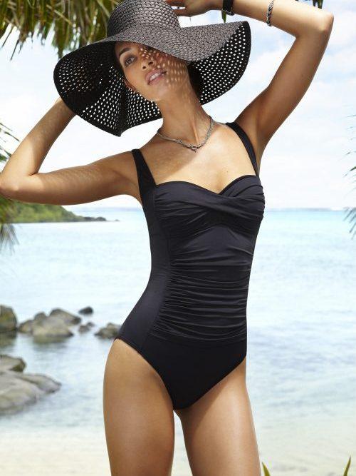 Moontide Twist Swimsuit