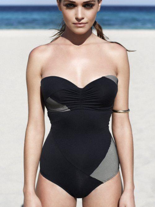 Lepel Helena Bandeau Swimsuit