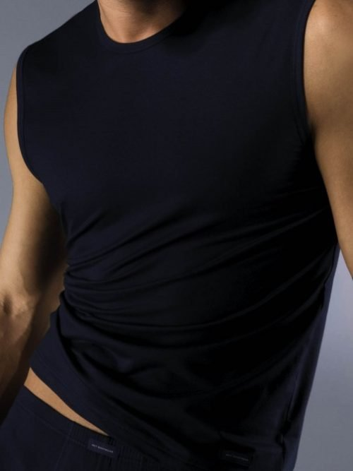 Mey Network Sleeveless Shirt