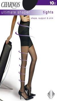 Charnos Support 10 Denier ultimate shaper tights