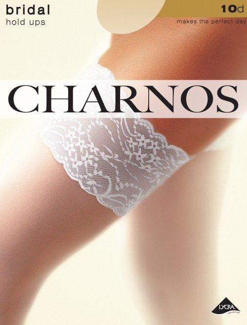 77c877f912b Charnos Bridal 10 Denier Bridal lace top hold up - Underwraps Lingerie