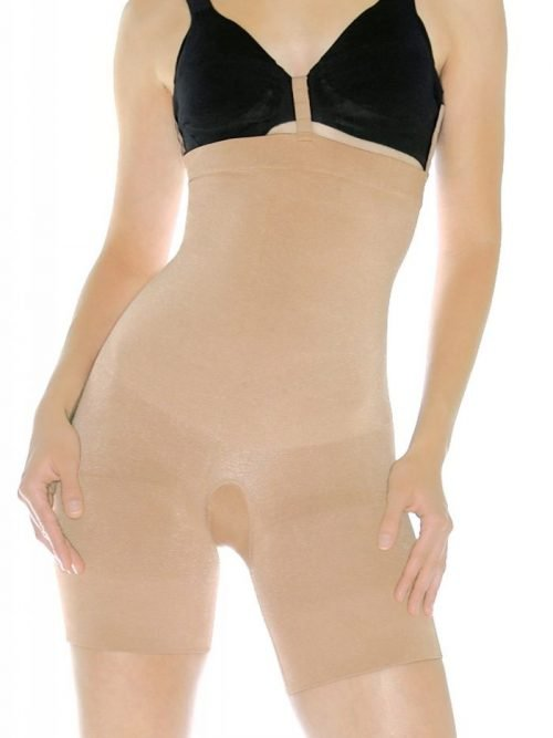 Spanx Slim Cognito Shaping Mid -Thigh Bodysuit
