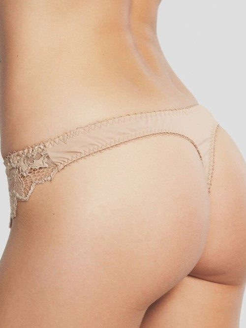 Lepel Fiore Thong (nude, back)