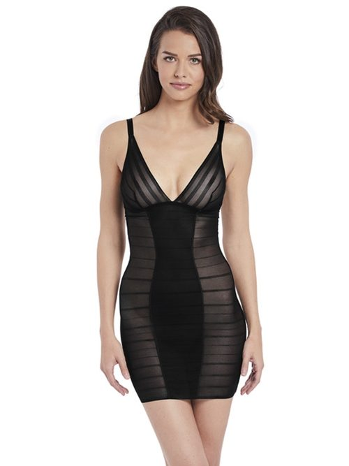WE132009-BLK-primary-Wacoal-Lingerie-Sexy-Shaping-Black-Shaping-Dress