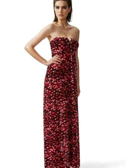 moontide-poppy-long-v-wire-dress-red
