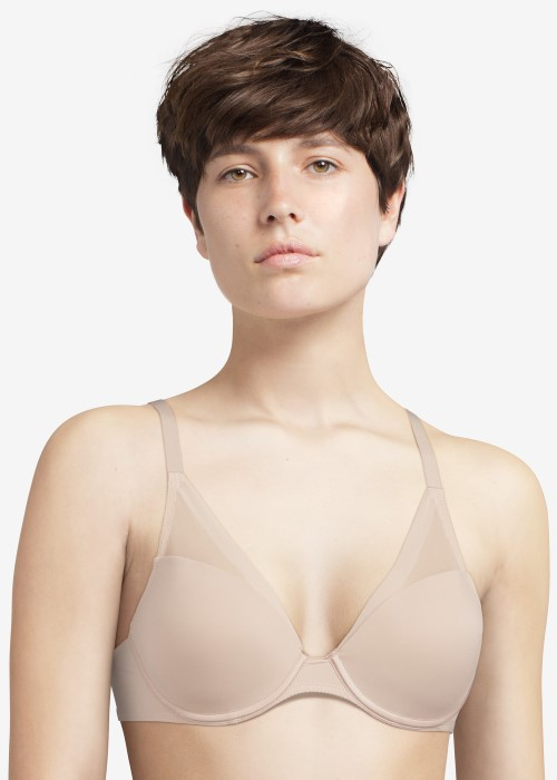 Passionata Rhythm Push Up Bra (cappuccino nude) at Under Wraps Lingerie