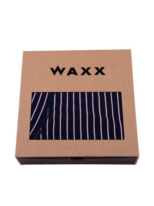 Waxx Marine Boxers (box) at Under Wraps Lingerie
