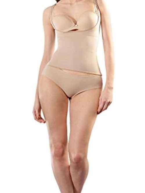 Esbelt Top Shaper Corset (nude) at Under Wraps Lingerie