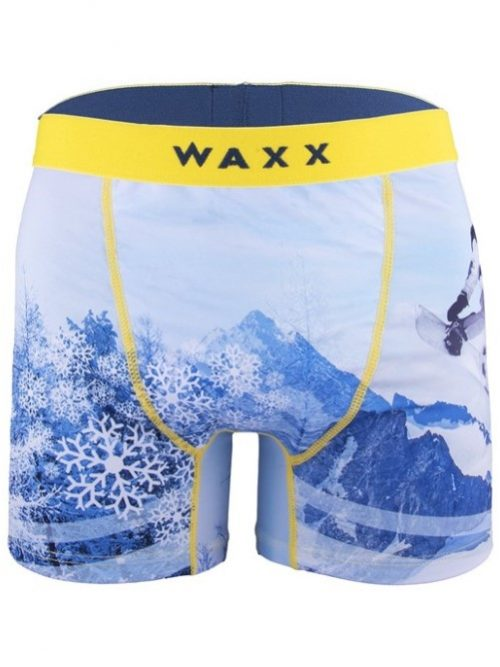 Waxx Snowboard Boxers at Under Wraps Lingerie